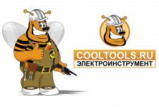 Персонаж магазина электроинструментов