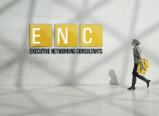 EXECUTIVE NETWORKING CONSULTANTS Logo