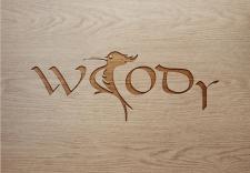 логотип для компании резки по дереву