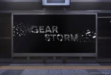 "Логотип ""Gear Storm"""