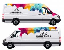 брендирование авто для фестиваля UNDERHILL