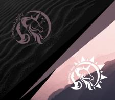 """Логотип """"Unicorn's"""""""