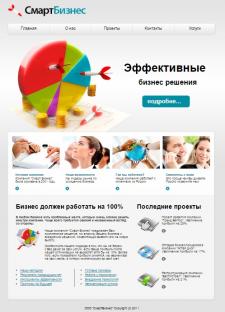 PSD в HTML