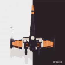 Х-WING Star Wars