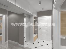 3-комнатная квартира в ЖК Львовский маеток.