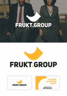 "Логотип ""FRUKT GROUP"""