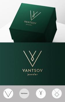 VANTSOV jeweler logo