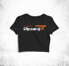Логотип для автоклуба Dynamit