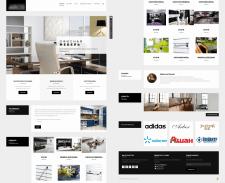 Сайт мебельного производства