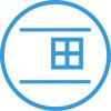 Стильна іконка дизайн квартири