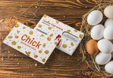Chick - домашние яйца