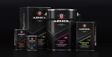 Ребрендинг упаковки для моторного масла ТМ «Azmol»