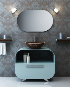 мебель для ванной 01