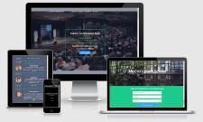 Сайт мероприятия Tutors' Conference Kyiv