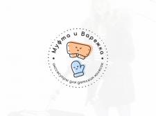 Логотип Муфта и Варежка