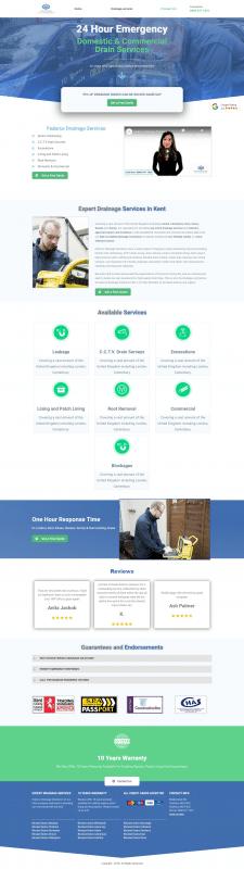 Разработка, поддержка сайта