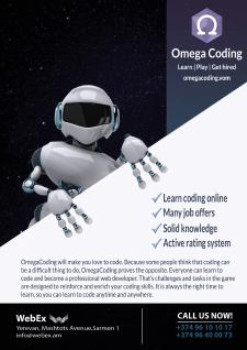 Omega Coding - Banner