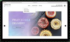Создание сайта для продажи кальянов