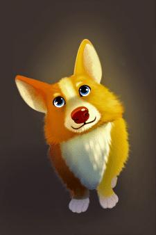 собакен портрет