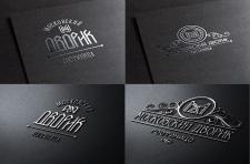 """Логотип для гостиницы """"Московский дворик"""""""