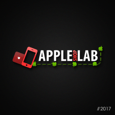 Logo // Apple Shop Lab