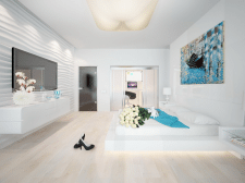 Дизайн спальни Венеция