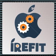 Логотип для сервиса починки техники Apple