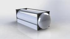 Контейнер-ємність для зріджених газів.