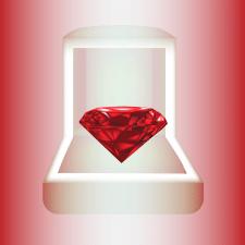 Diamond in the box