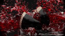 "Replicate and rendering De Grisogono ""Black Bell"""