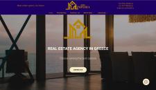 Многостраничный сайт для агенства недвижимости