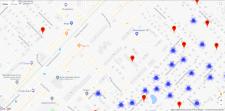 Создание карты на основе Google Apps для биллинга
