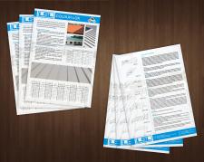 Информационный лист - покрытие крыш