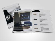 Дизайн каталога для мебельной студии Capuccino.