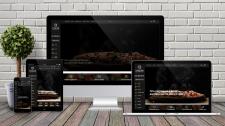 Сайт доставки Tayger Pizza