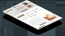 Адаптивный Landing Page для рекламы семинара