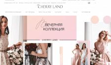 Оптимизация сайта cherryland.shop