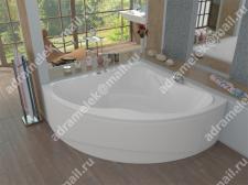 визуализация ванны для каталога