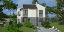 Дом 185 м²