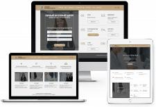 Дизайн корпоративного сайта для визивого центра