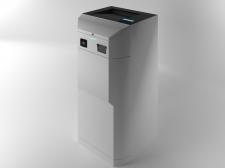 Візуалізація торгового вендингового автомату