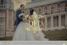 Сайт свадебного салона