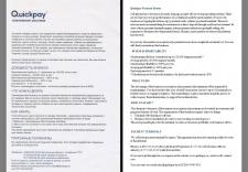 Буклет платежной системы QuickPay