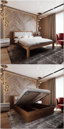 Визуализация Кровати