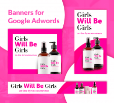 Banners for Google Adwords