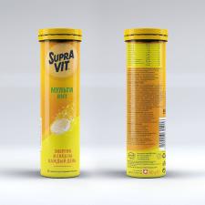 Разработка дизайна упаковки витамин