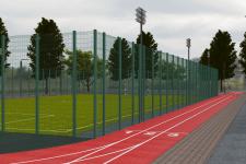 Разработка проекта футбольного стадиона
