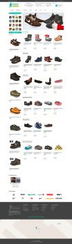НаНогу - магазин брендовой обуви