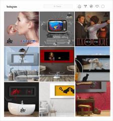 Дизайн постов инстаграм