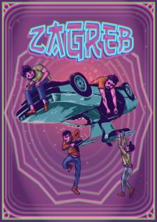 Zagreb poster